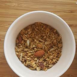Review a Recipe: Muesli